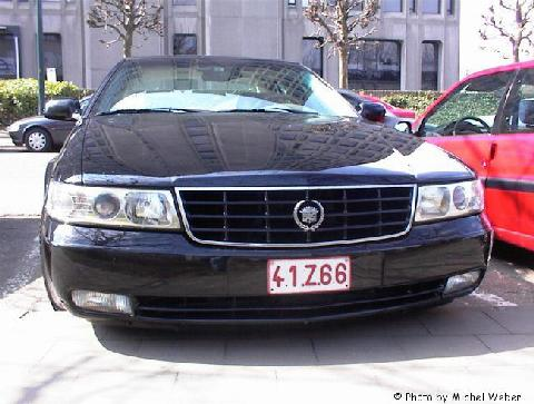 Cadillac Seville STS 1 (1999)