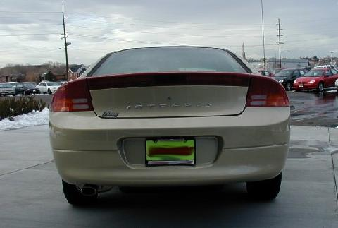 2000 Dodge Intrepid ES Champagne RV