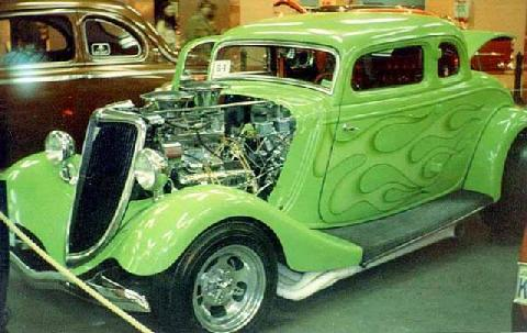 Ford 5Window Coupe 011 (1934)