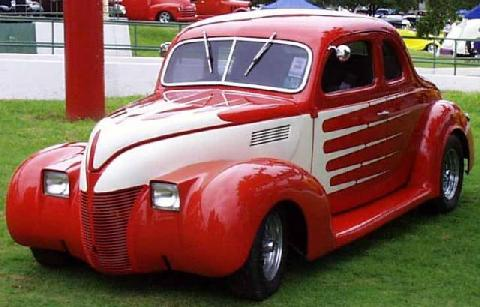Ford Standard Coupe 121 (1939)