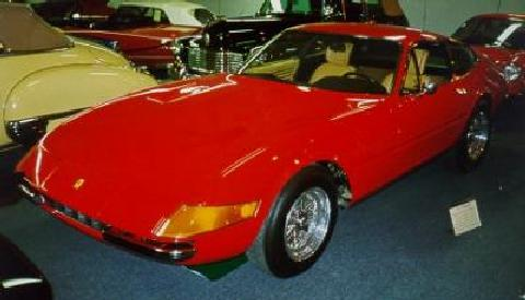 F365GTB4Daytona Red (1971)