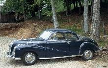 BMW 502 Coup Mwb  (1955)