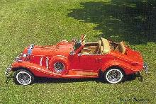 Excalibur Series IV Roadster (1983)