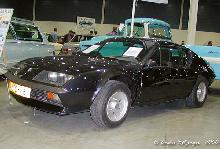 Alpine Renault A310 V6 1979 Front three quarter view