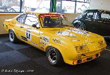 Vauxhall Firenza Coupe 1974 Racing Conversion Front three quarter view