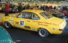 Vauxhall Firenza Coupe 1974 Racing Conversion Side