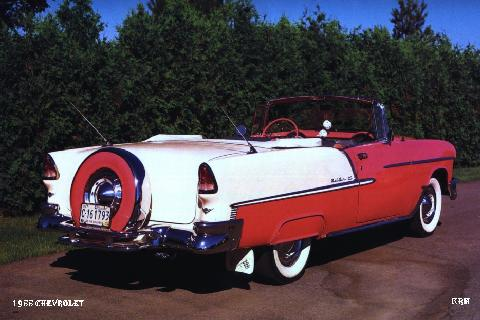Chevrolet Convertible KRM (1955)