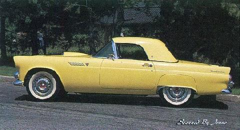 Ford Thunderbird 2 (1955)