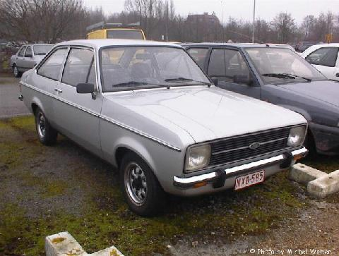 1979 Ford Escort 1.3 GL