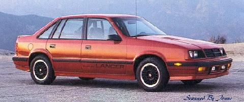 Dodge Shelby Lancer (1987)