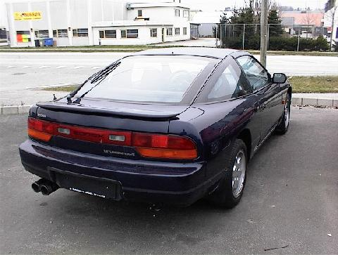 Nissan 200 SX 1,8 Turbo 2 (1991)
