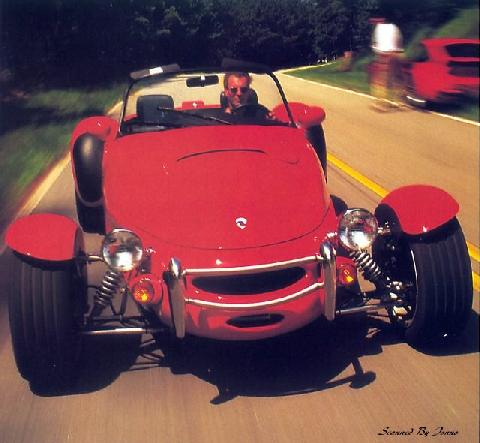 Panoz AIV Roadster (1998)