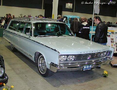 Chrysler Newport Wagon 1966