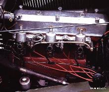 MG K1 Engine Krm (1933)