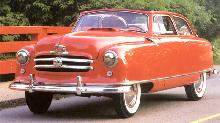 Nash Rambler Custom Landau Convertible (1951)