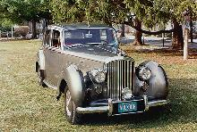 Bentley R Type Saloon (1953)