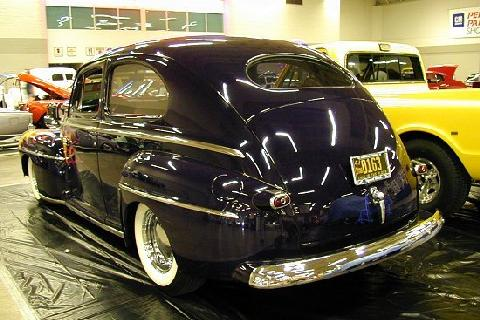 Ford Tudor Customized RVl   (1947)