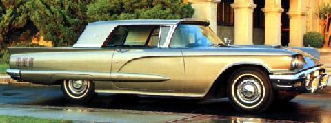 Ford Thunderbird (1960)