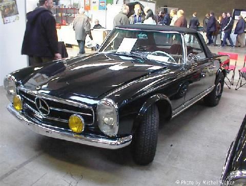 Mercedes Benz 230 SL 1 (1963)