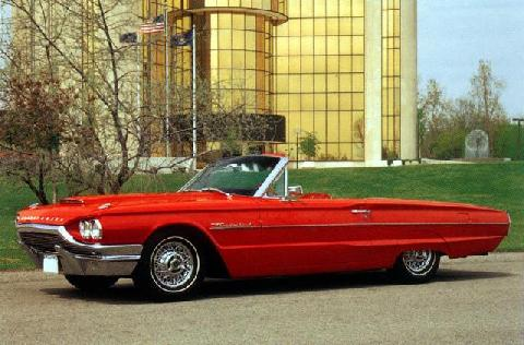 Ford Thunderbird Cv (1964)