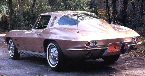 Chevrolet Corvette Coupe 2 (1964)
