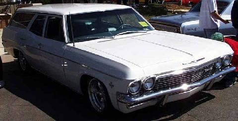 Chevy Station Wagon 1 (1965)
