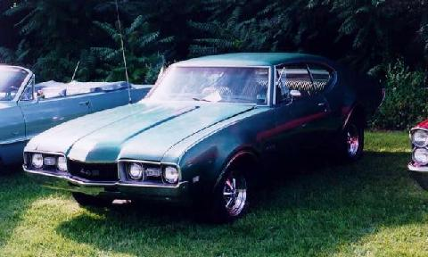 Oldsmobile 442 A (1968)