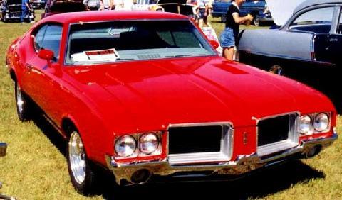 Oldsmobile Cutlass 442 Ht (1969)