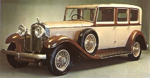 Hispano Suiza H6B By Henry Binder
