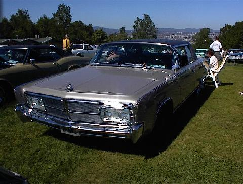 Imperial Crown Coupe 1 (1965)