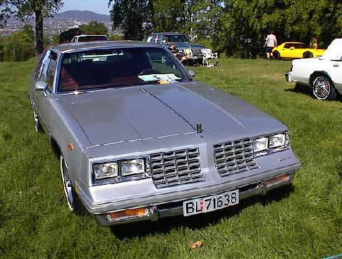 Oldsmobile Cutlass Calais 2 (1981)