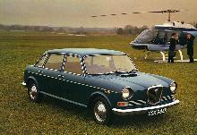 Wolseley Six Blue   LF 1 (1972)