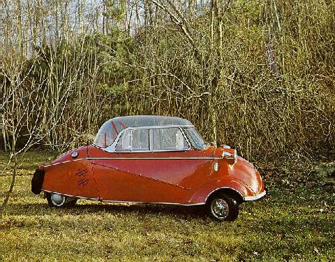 Messerschmitt KR200 Bubbletop (1956)