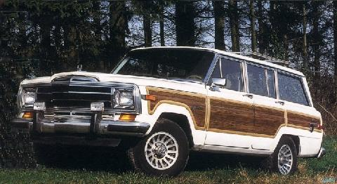 Chrysler Jeep Grand Wagoneer 1 Mwb  (1988)
