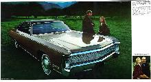 Imperial LeBaron 4d Htp Advert   (1970)