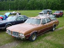 Oldsmobile Vista Cruiser, Brass (1971)