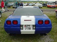 Chevrolet Corvette Grand Sport, Rear (1996)