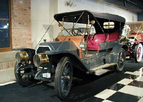 Stearns 30 60 Touring Grey FVl   (1909)