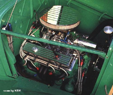 Ford Hot Rod Engine KRM (1932)