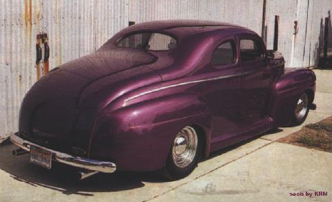 Ford Business Coupe Srv KRM (1941)