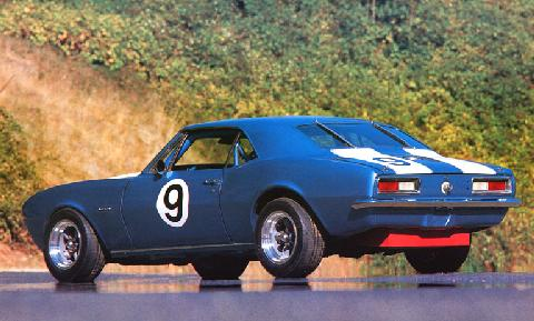 Chevrolet Camaro Z 28 Trans Am (1967)