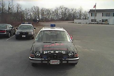 AMC Pacer Patrol Car FV   (1975)