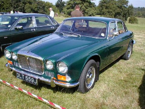 UK JEC 1971 Daimler SI Double 6