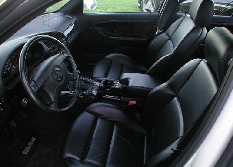 Bmw M3 White Black Interior 1997 Picture Gallery Motorbase