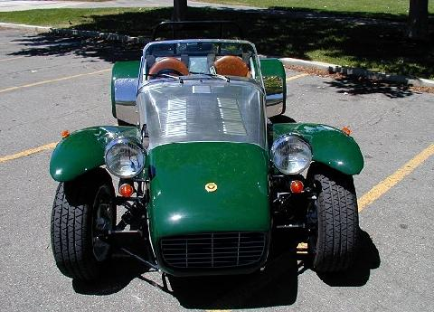 Caterham Super 7 FVTop   (1998)