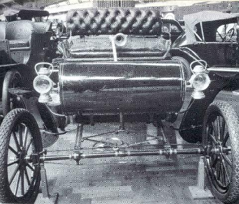 Olds Curved Dash Runabout Frt (1903)