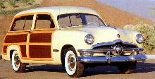 Ford Country Squire Station Wagon (1950)
