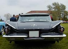 Buick Invicta HT Sedan Black 2 (1960)