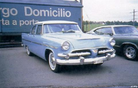 Dodge Royal Mwb  (1955)