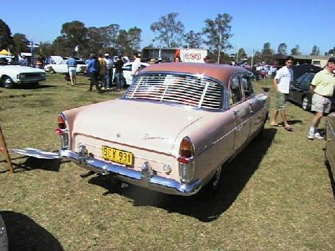 Ford Zephyr MKII Rs (1959)